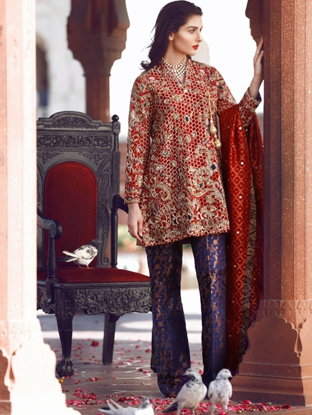Sana Salman Bridal Formal Collection 2017