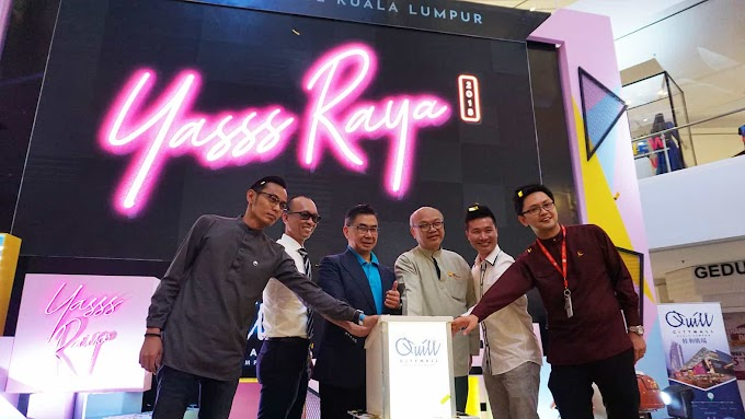 Yasss Raya 2018 - Kumpul BIGPoint Sehingga 4X Ganda   Jom Shopping Sampai Cun !