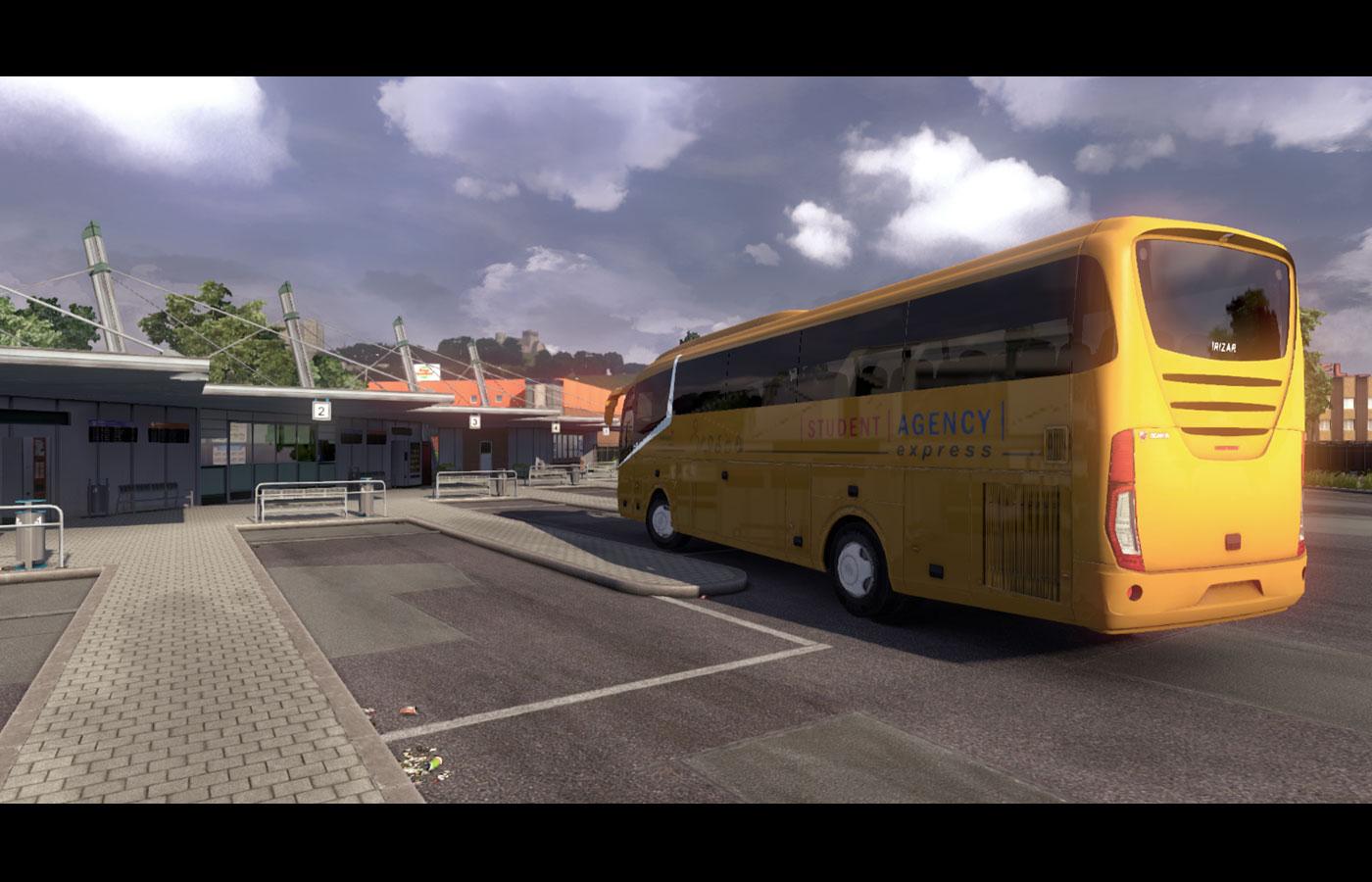 Headline News:Euro Coach Simulator Will be Already Released