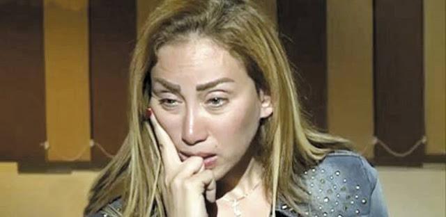القبض علي ريهام سعيد بتهمة اختطاف الاطفال