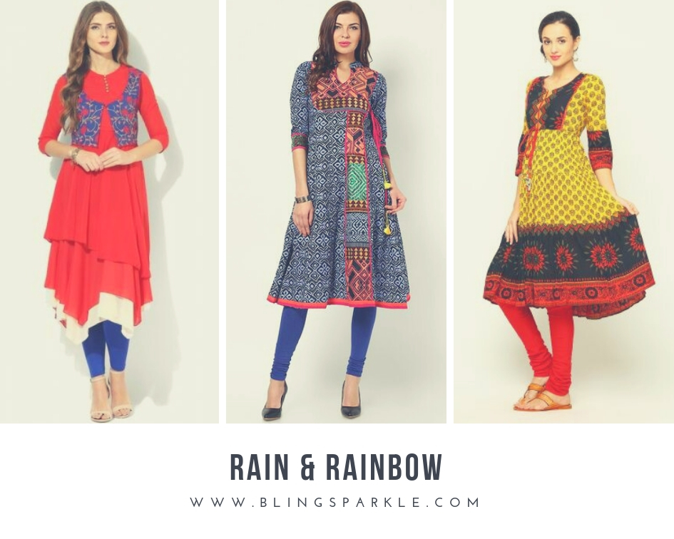4e41d5b4f If you are fond of a lot of color and traditional Rajasthani elements in  your ethnic wear then Rain and Rainbow can easily become your one stop  destination.