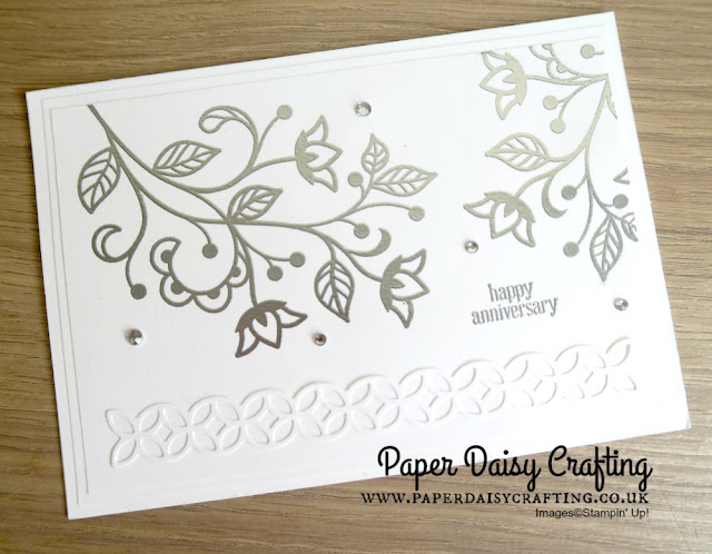 Flourishing phrases Stampin' Up!