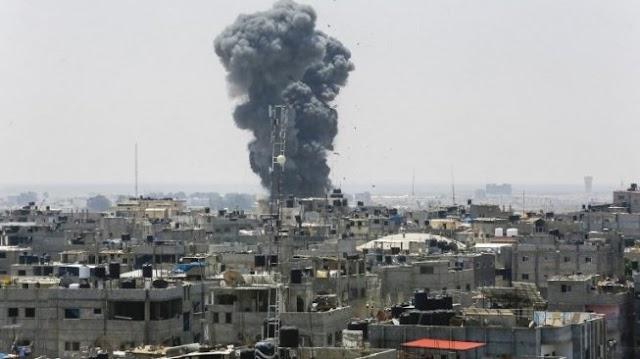 Rumah Sakit Indonesia di Gaza Palestina Menjadi Target Serangan Pesawat Tempur Israel