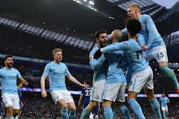 Prediksi Liga Inggris : Manchester City vs Swansea City 22 April 2018
