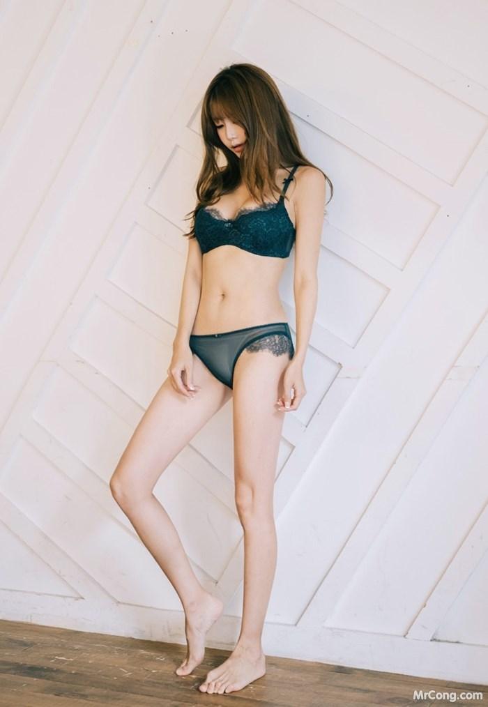 Image Korean-Model-Yoon-Ae-Ji-MrCong.com-011 in post Người đẹp Yoon Ae Ji trong bộ ảnh nội y tháng 10/2017 (262 ảnh)
