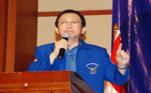 Bantah Terima Uang Rp20 Miliar dari Proyek e-KTP, Marzuki Alie Bawa-bawa Nama Tuhan
