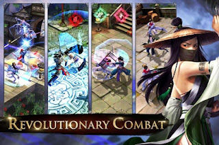 Age of Wushu Dynasty Apk v6.0.0 (Mod Mana/No Skill Cooldown)