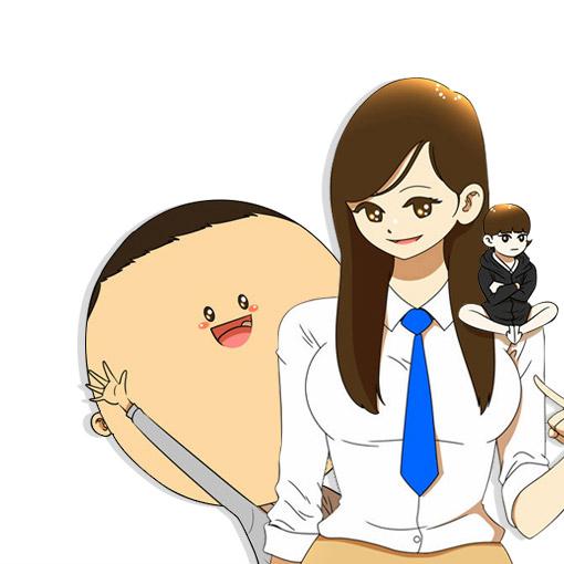 webtoon, belajar bahasa inggris, komik bahasa Inggris, belajar bahasa Inggris dari komik, new normal class 8