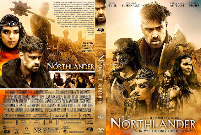 The Northlander DVD Cover