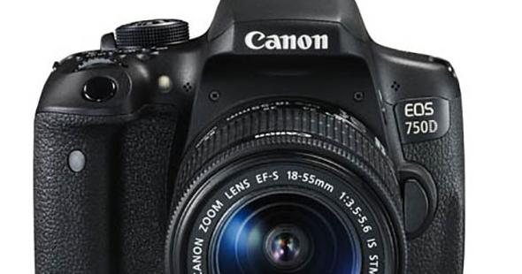 Canon Camera News 2020: Canon EOS 750D / Rebel T6i DSLR Camera