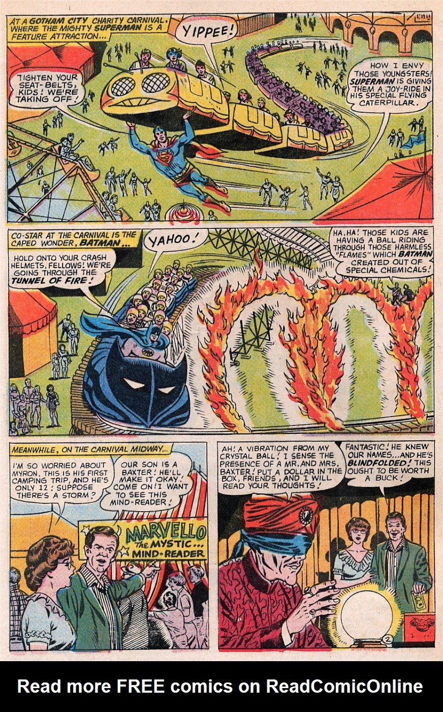 Read online World's Finest Comics comic -  Issue #160 - 4