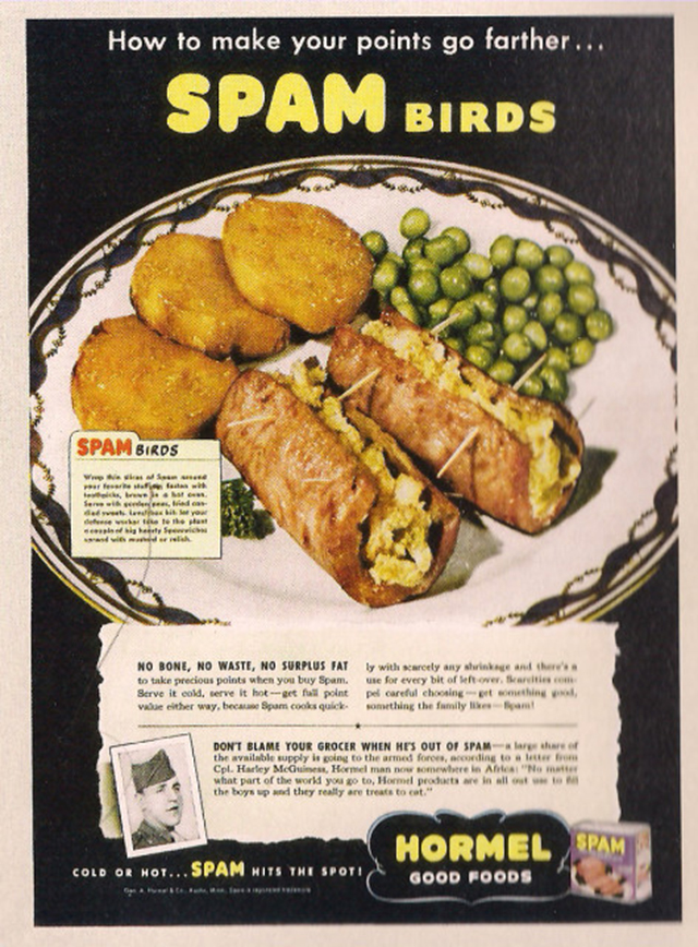 18 Strange Thanksgiving Dinner Ideas From Vintage Ads Everyday
