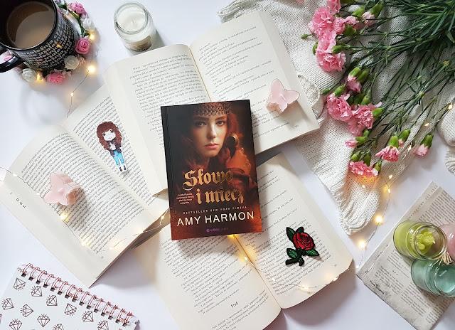 """""""Słowo i miecz"""" Amy Harmon"""