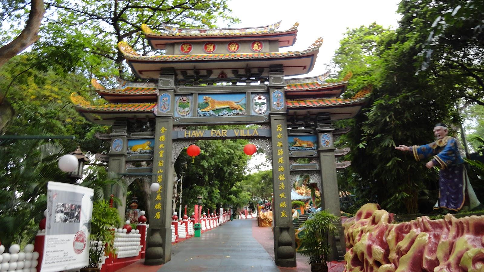 Eviltwin 39 S Blog Haw Par Villa Tiger Balm Gardens