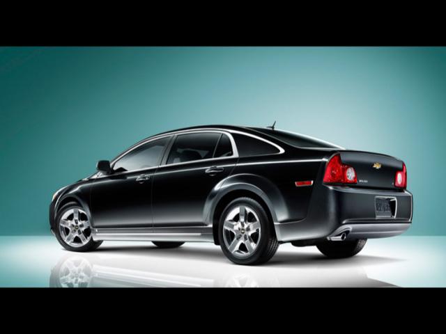 Rt 22 Toyota >> POWER CARS: 2009 Chevrolet Malibu Hybrid Pictures