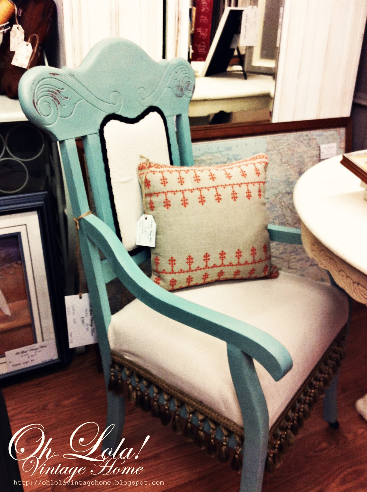 Oh Lola Vintage Home Furniture Makeovers