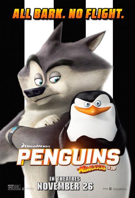 The Penguins Of Madagascar Pelicula Trailer