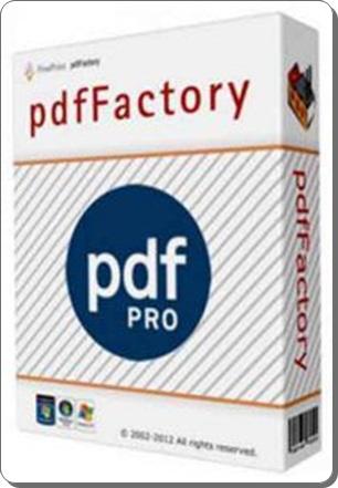تحميل برنامج الطابعة الوهمية pdfFactory Pro v6.19 كامل بالسيريال