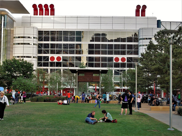 Discovery Green - George R Brown Convention Center