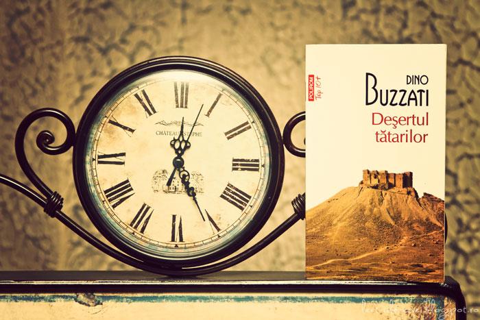 Deșertul tătarilor de Dino Buzzati