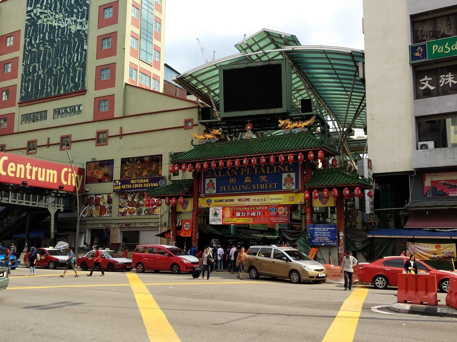 Tamasya Dengan Anak Kuliner Di Chinatown Kuala Lumpur