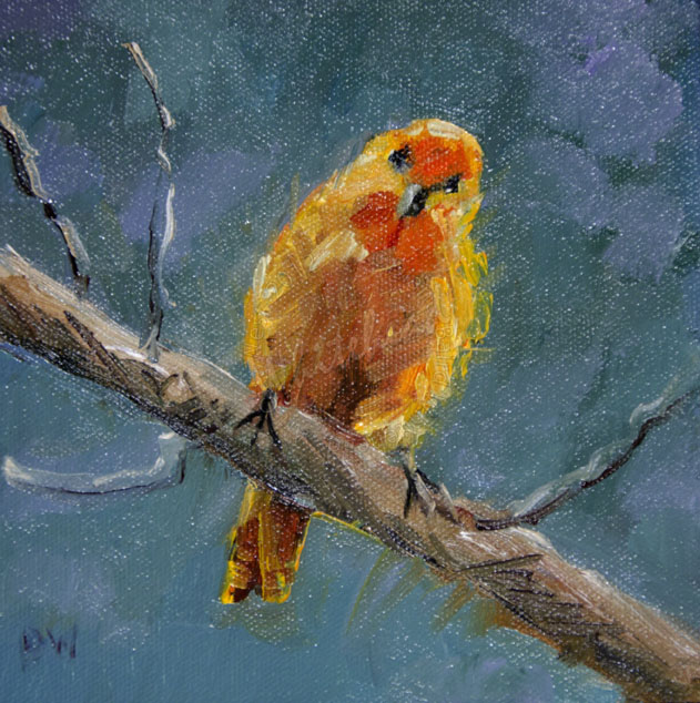 Diane Whitehead - Art Out West - Not a Painting a Day ...