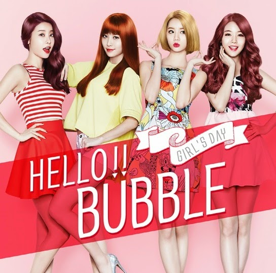 We are Best Korean Supplier - K Y C / Girl's Day is released New