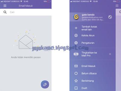 Langkah Langkah Membuat EMail di Yahoo