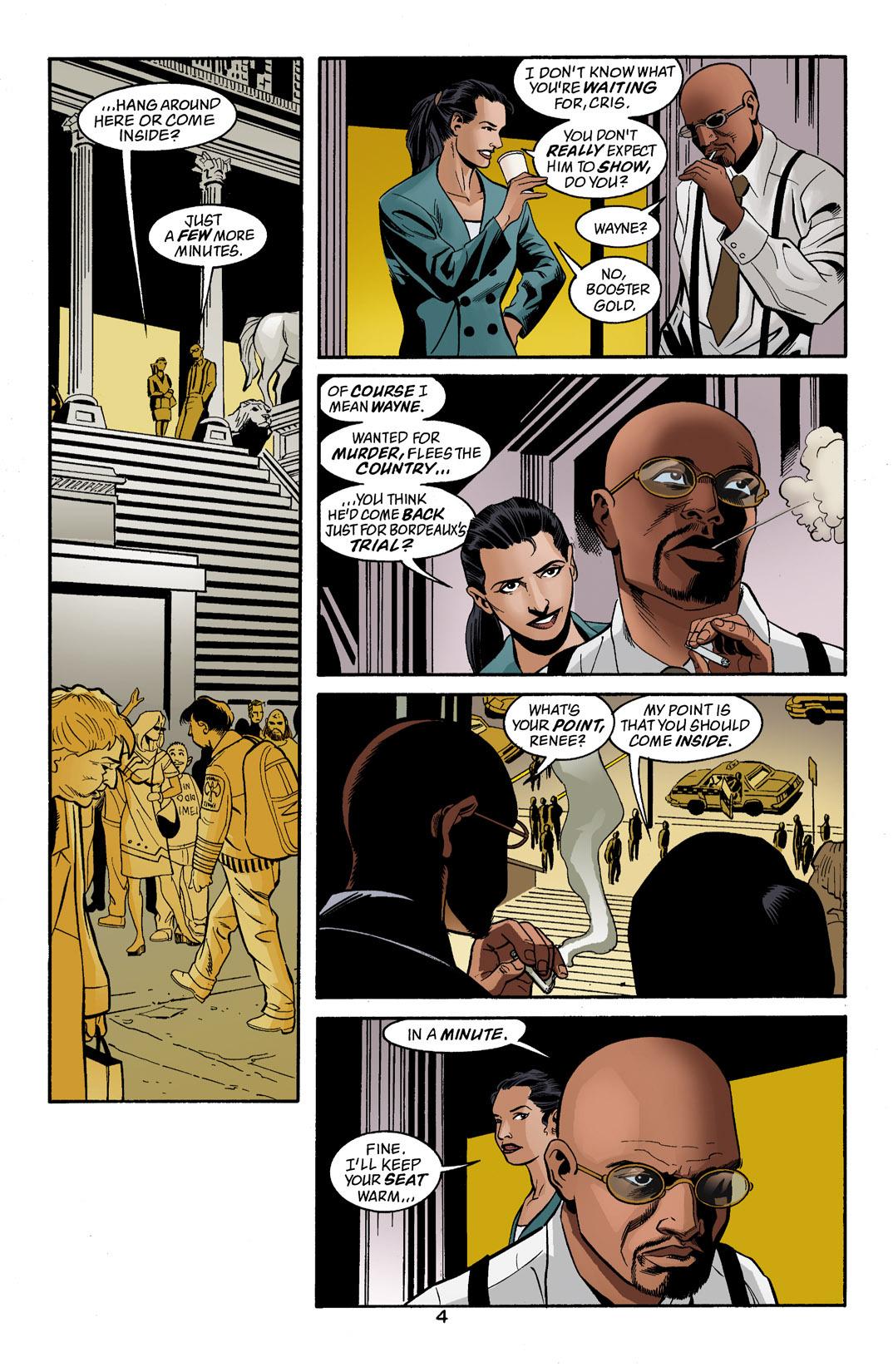 Detective Comics (1937) 771 Page 4
