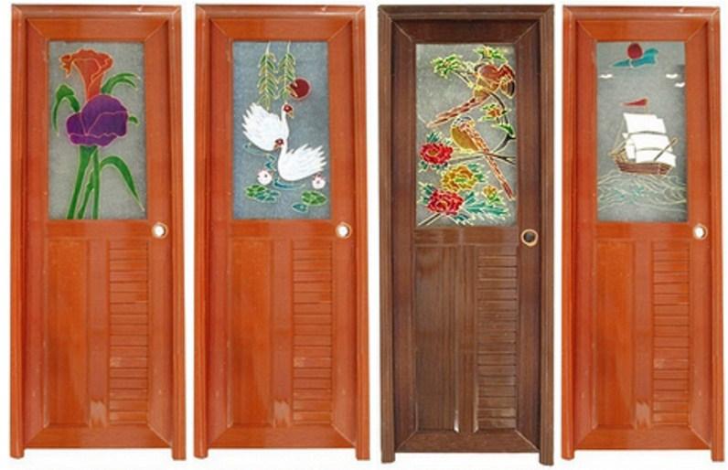 8 Model Pintu Kamar Mandi Idaman Desain Rumah Beken Modern Minimalis Terbaru