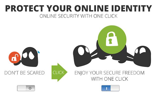 إضافة CyberGhost VPN  Free Proxy للمتصفح دون الحاجة لتحميل البرنامج