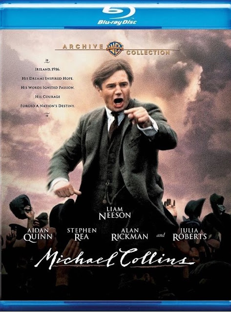 Michael Collins Irish Movie Review (1996)