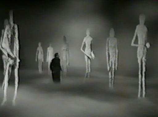 Ensoñaciones en El Hombre sin rostro 1950