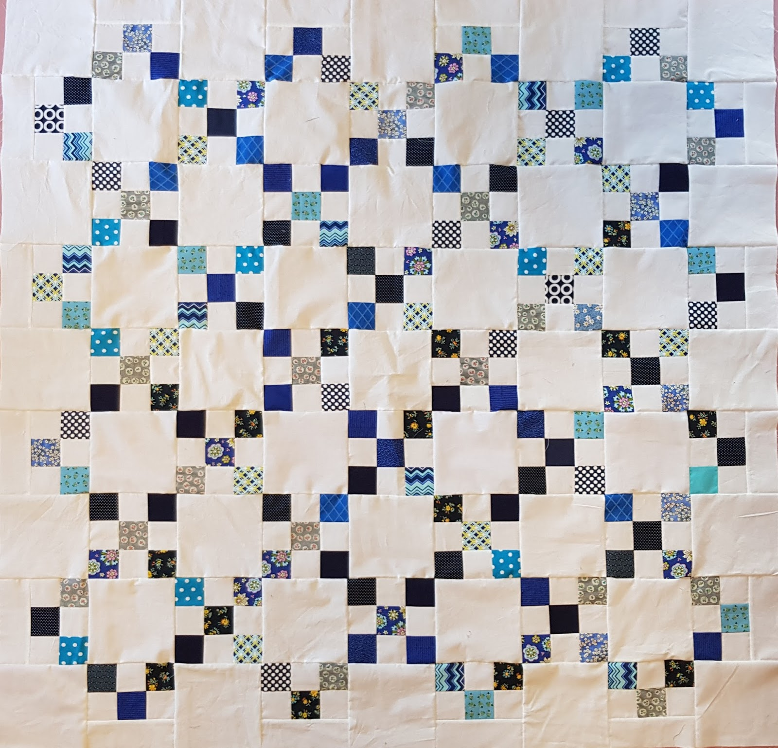 Irish Chain Quilt Pattern Amazing Decoration