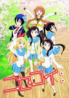 Nisekoi Season 2 + OVA BD Subtitle Indonesia Batch