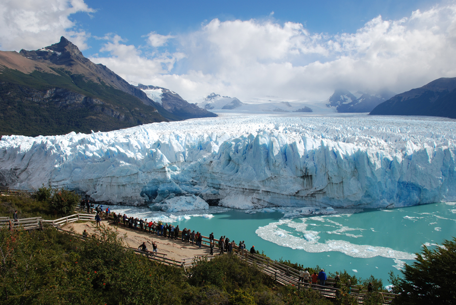 el colosal glaciar perito moreno de argentina pop picture