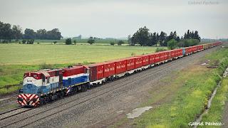 El ferrocarril figura entre las prioridades del Gobierno