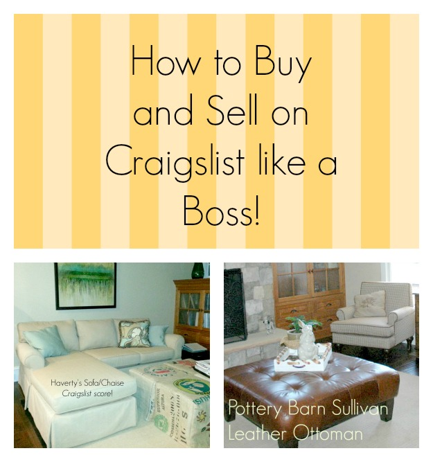 Decor You Adore How To Buy And Sell On Craigslist Like A Boss