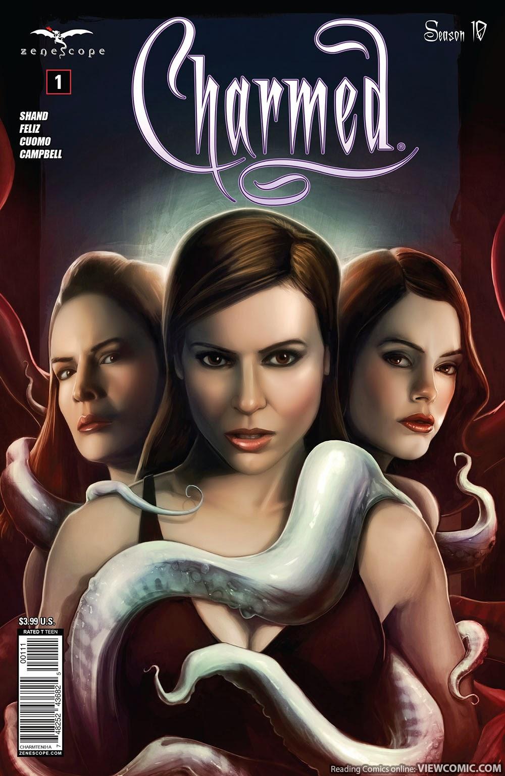 Charmed – Season 10 | Viewcomic reading comics online for