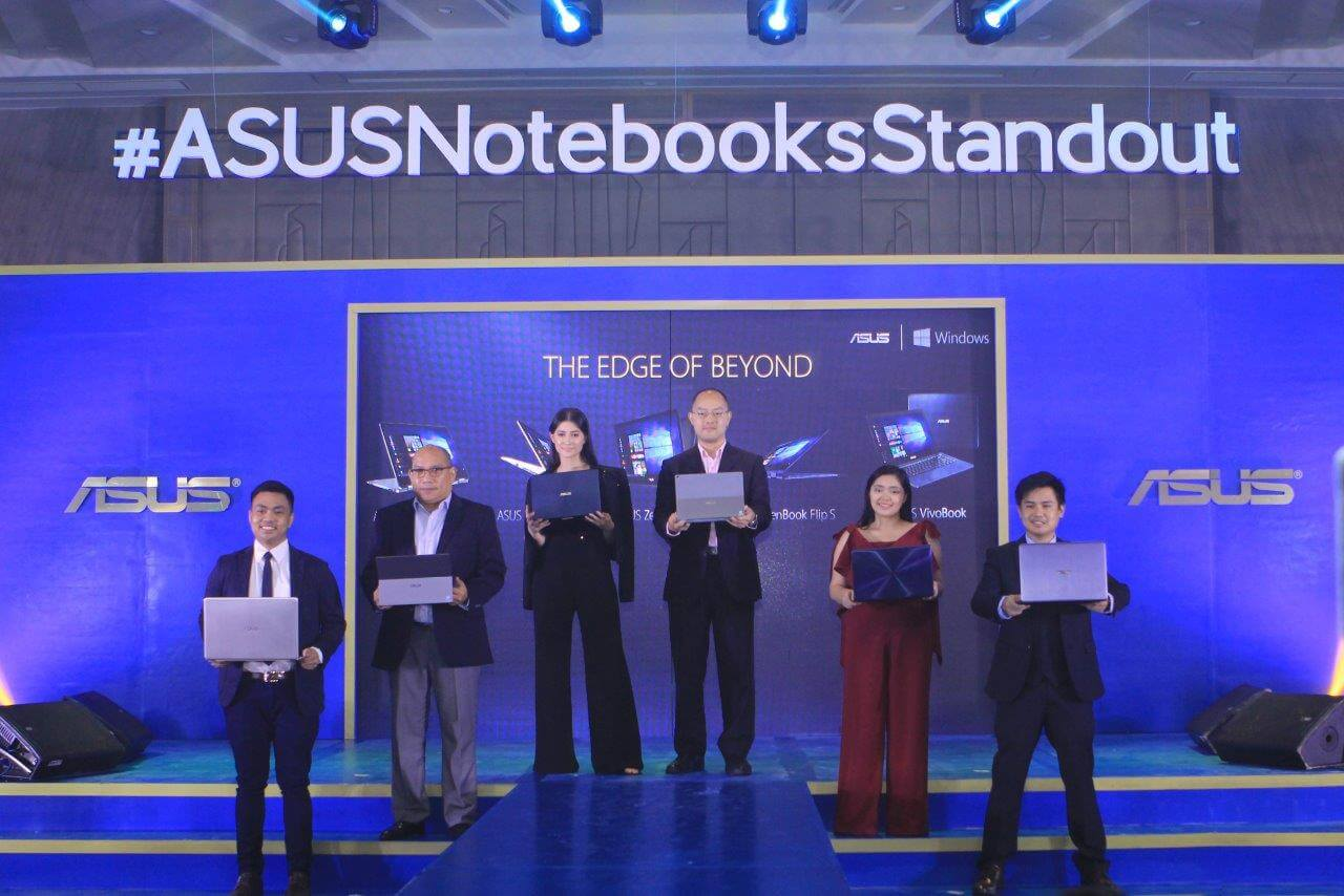 ASUS Launches New ZenBook Laptops and Maureen Wroblewitz as Endorser