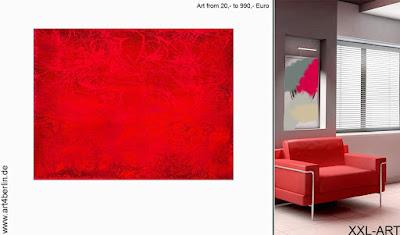 art4berlin Galerie. Objekteinrichtung mit Kunst