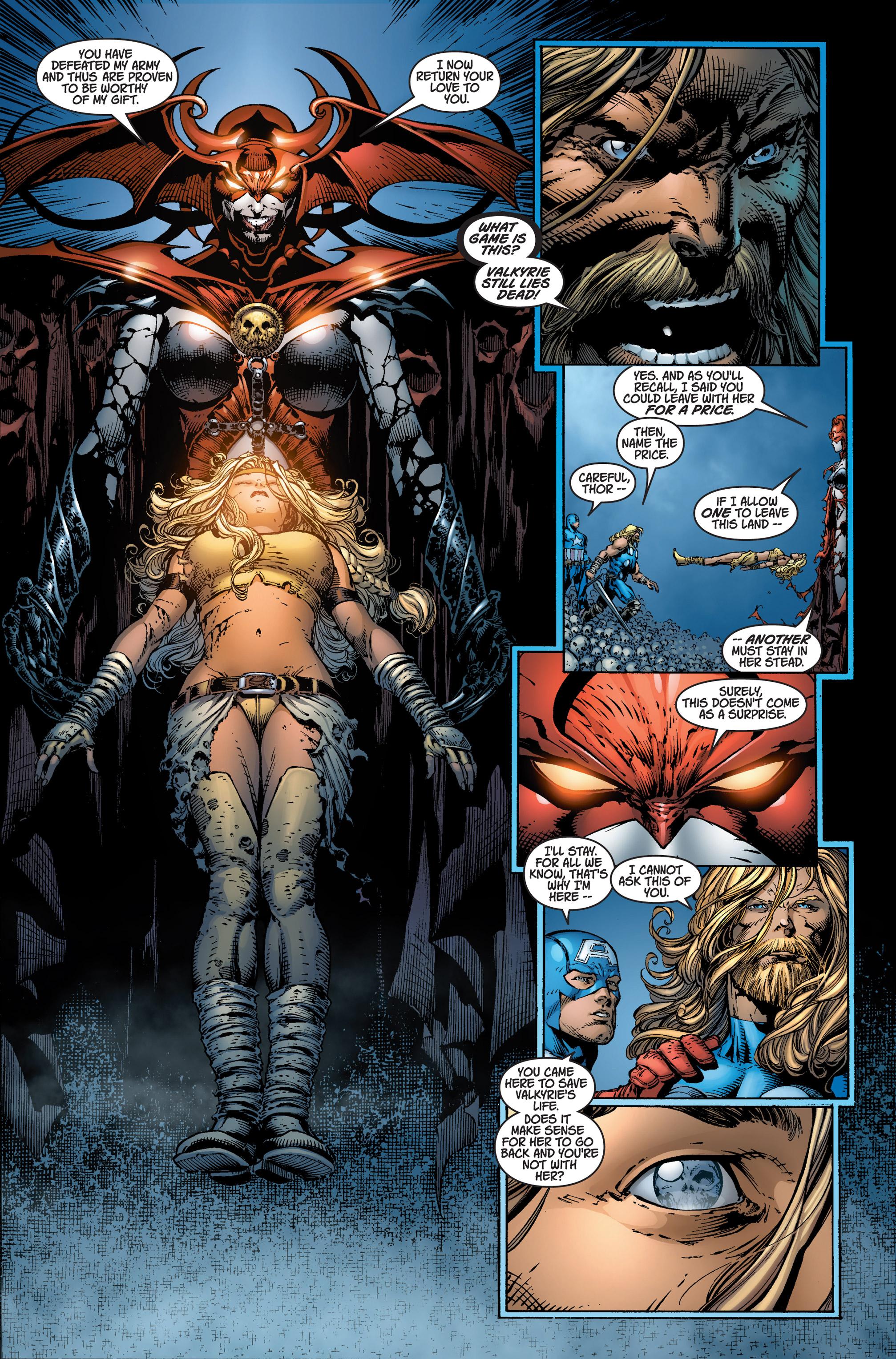 Read online Ultimatum comic -  Issue #3 - 14