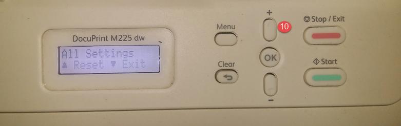 HomeMade DIY HowTo Make: How to fix Fuji Xerox DocuPrint M225 DW