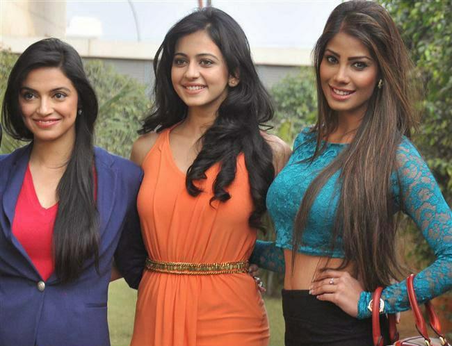 Shraddha Arya Hot Beautiful Photos That Will Make Your Day: Yaariyan Movie Promotion Press Meet
