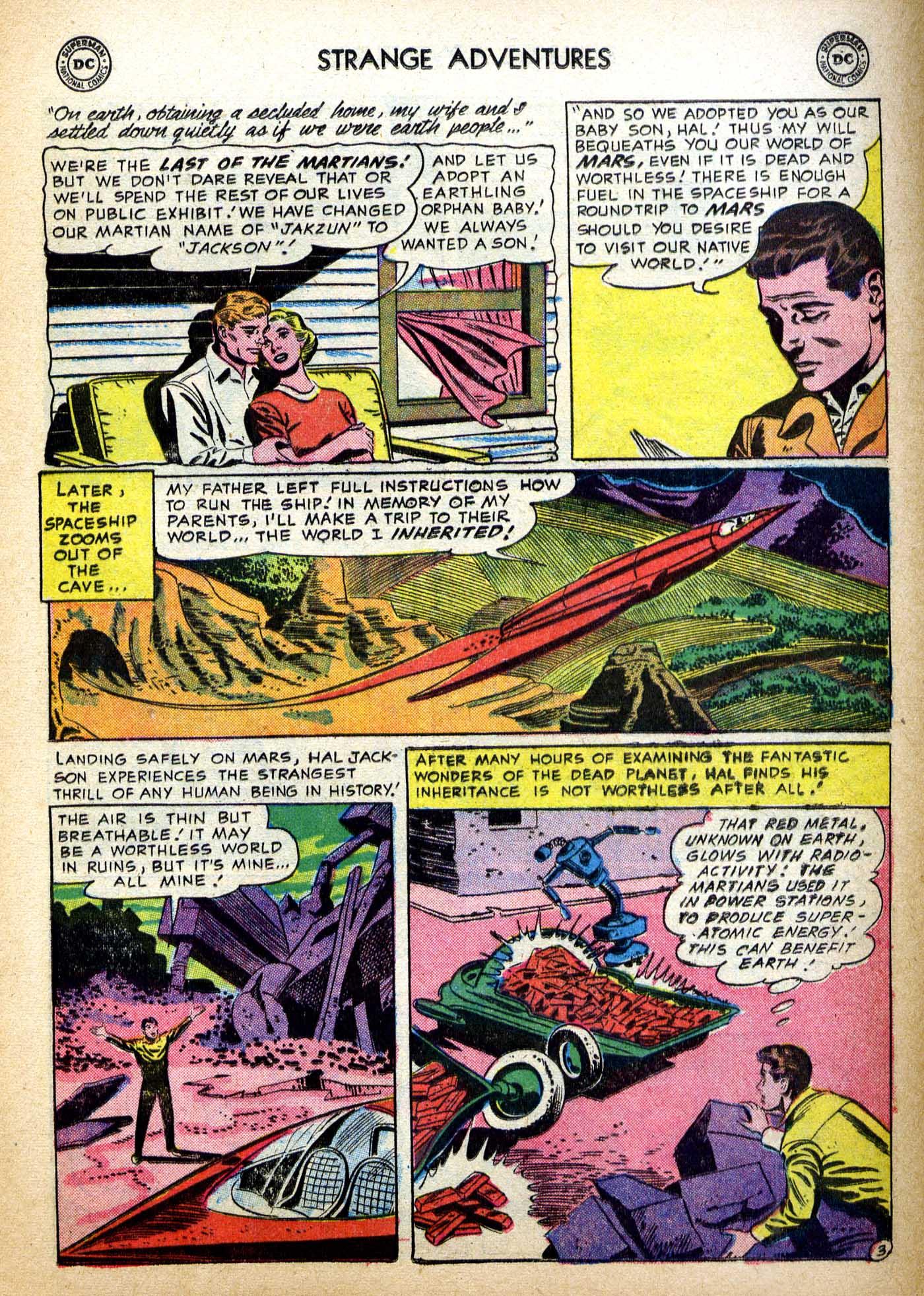 Strange Adventures (1950) issue 82 - Page 12