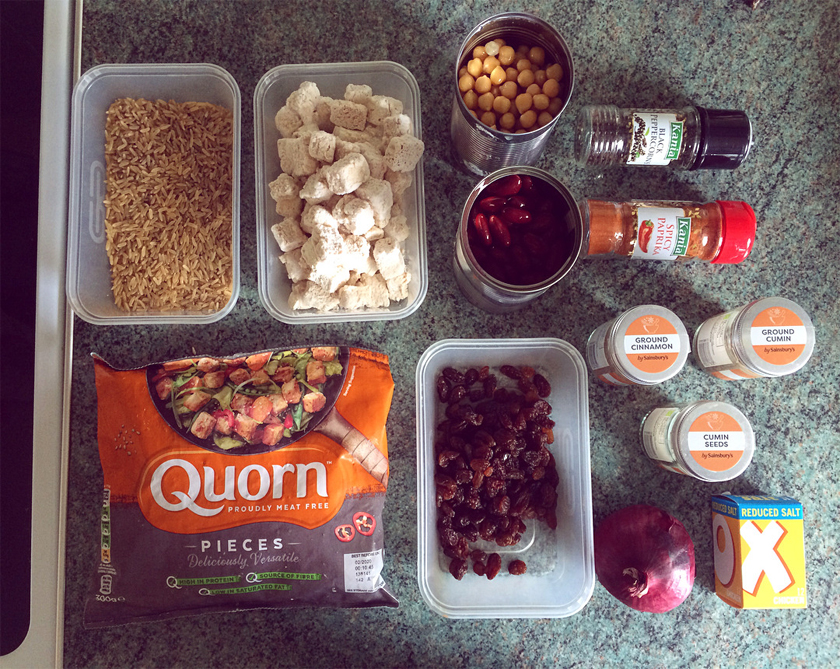 Benifits to ditching the meat midweak, meal prep, eat clean, quorn, vegiterian