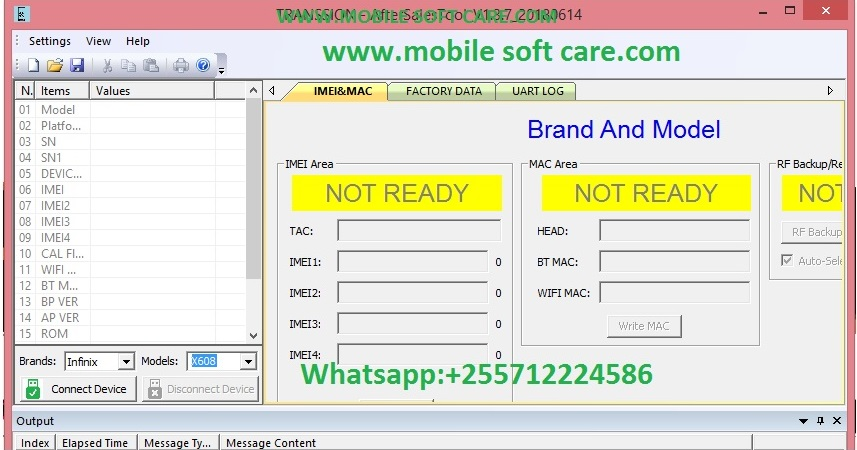 DOWNLOAD LATEST AFTERSALES IMEI TOOL {SUPPORT ALL SECURE