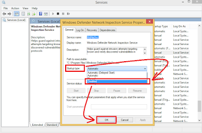 """cara mematikan windows defender windows"""