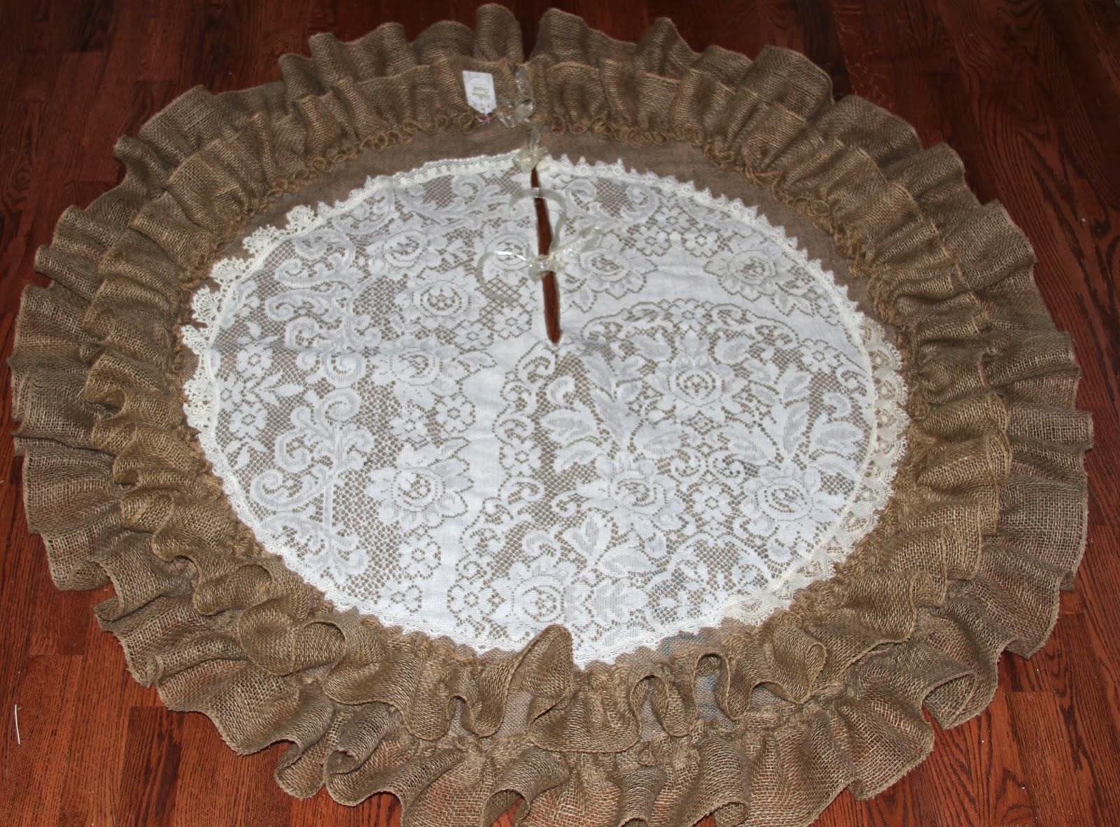 Lace Tree Skirt 91