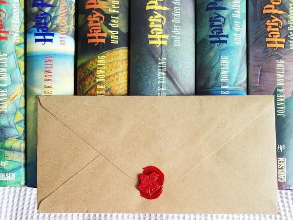 [Erlebt] Die Harry Potter-Lesenacht beim Carlsen-Verlag